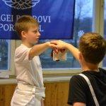 Учебное занятие по шпаге в SBSK под руководством Самуила Каминского, 27.12.2013, Таллинн