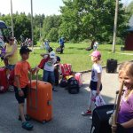 XX SBSK summer camp 2014